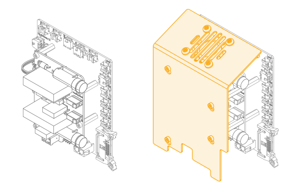 Pollen AM 3D printer Industrial industrial pellets materials New Pam Series P