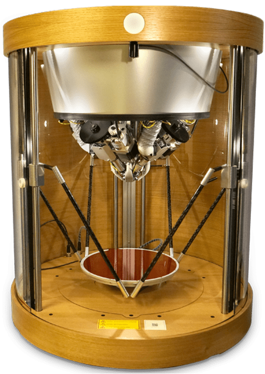 Pollen AM 3D printer Industrial Standard thermoplastics & elastomers solution